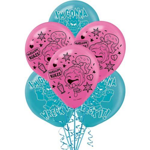 Ballons Les Mondes de Ralph, paq. 6
