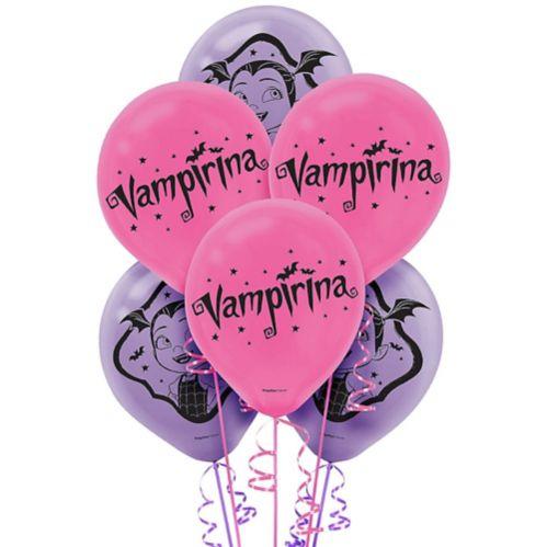 Vampirina Balloons, 6-pk