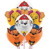 PAW Patrol Adventures Latex Balloon Kit, 6-pk | Amscannull