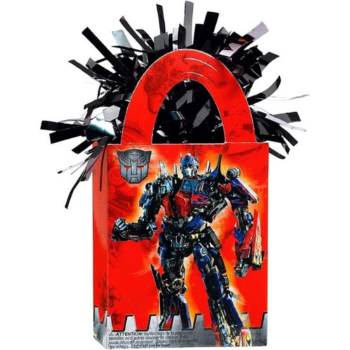 Poids à ballons miniature Transformers3