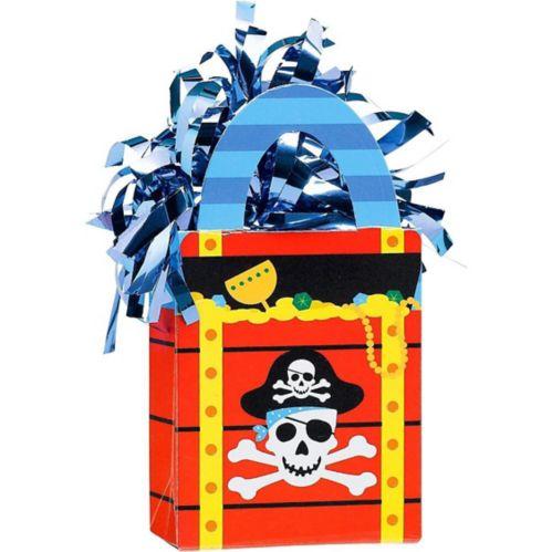 Poids à ballons miniature Fête de pirates
