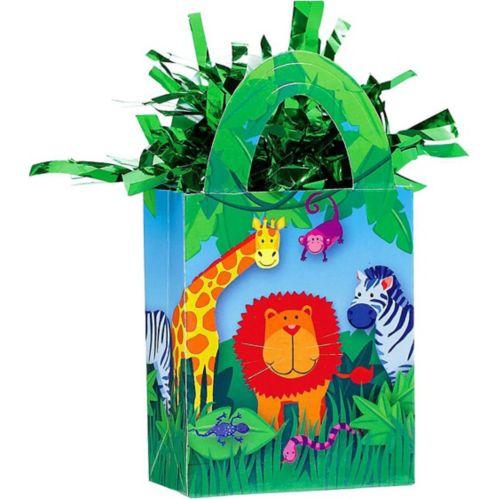 Poids à ballons miniature Jungle animale