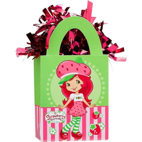 Strawberry Shortcake Mini Balloon Weight
