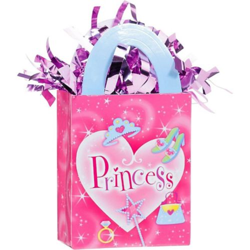 Princess Mini Balloon Weight