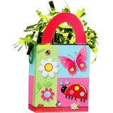 Poids à ballons miniature Fille de jardin