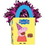Poids pour ballon Peppa Pig | Amscannull