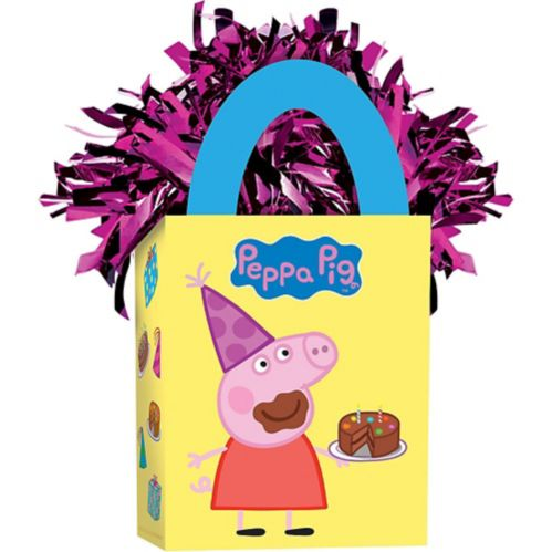 Peppa Pig Balloon Weight