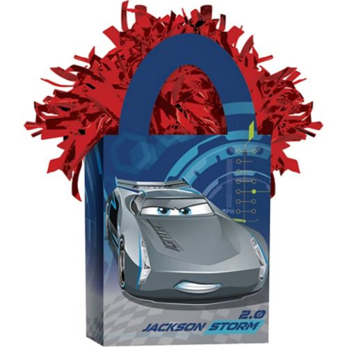 Cars 3 Balloon Weight