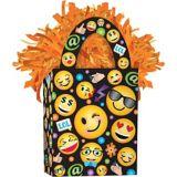 Poids pour ballon Smiley | Amscannull