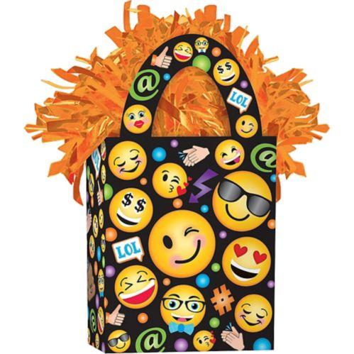 Poids pour ballon Smiley