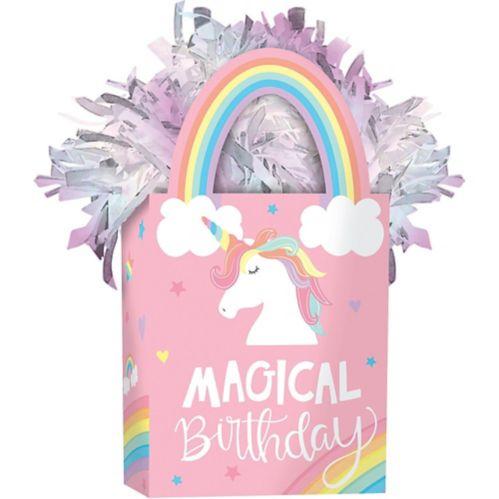 Magical Rainbow Birthday Balloon Weight