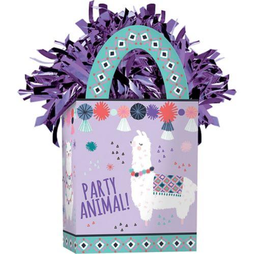 Llama Fun Balloon Weight Product image