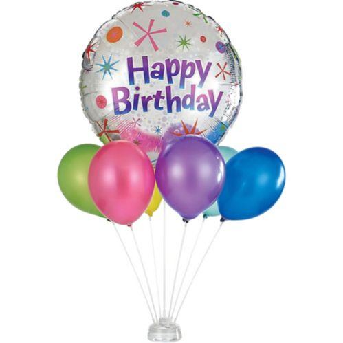 Air-Filled Latex Balloon Centerpiece Base Kit