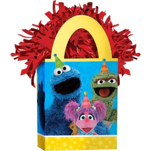 Poids pour ballon Sesame Street Image de l'article