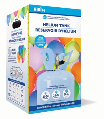 Réservoir d'hélium Surprize, grand