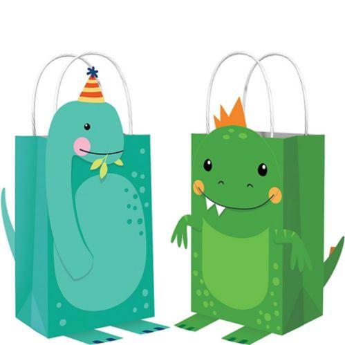 Dino-Mite Create Your Own Favour Bag Kit, 8-pk