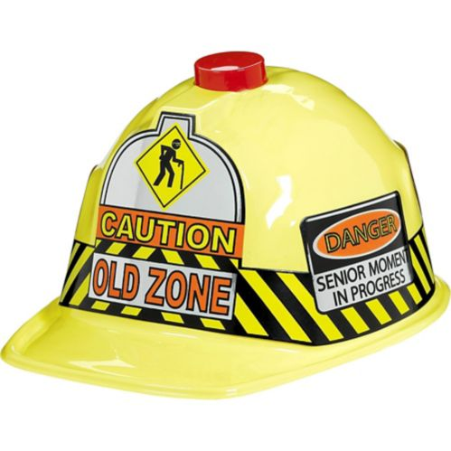 Old Zone Flashing Construction Hat Product image