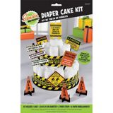 Adult Diaper Cake Decorating Kit | Amscannull