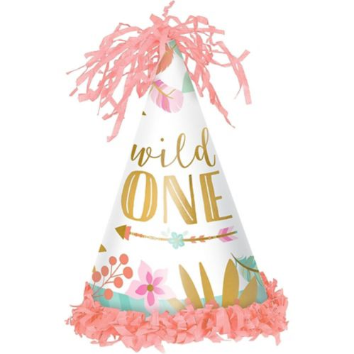 Boho 1st Birthday Party Hat