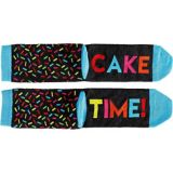Multicolour Birthday Crew Socks