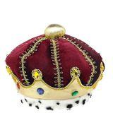 Burgundy Crown | Amscannull