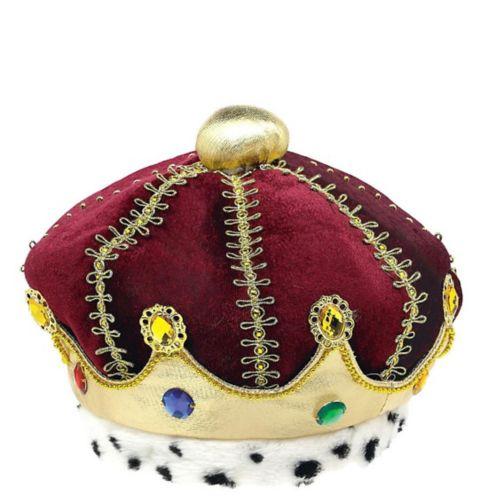 Burgundy Crown