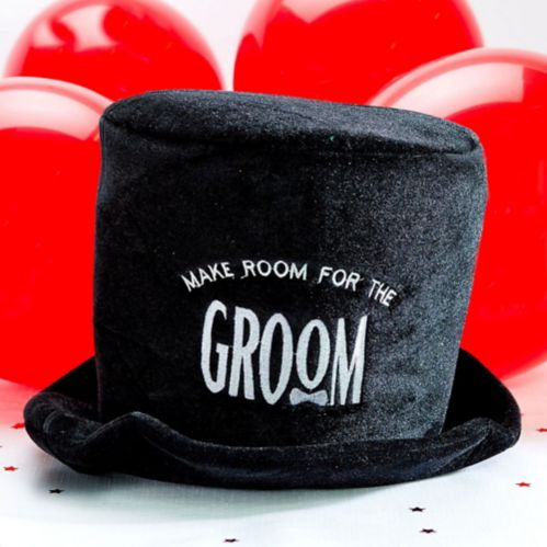 Groom Top Hat Product image