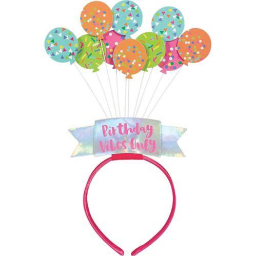 Serre-tête bopper Ballons d'anniversaire