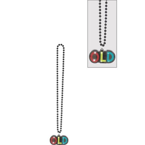 Light-Up Over the Hill Bead Necklace