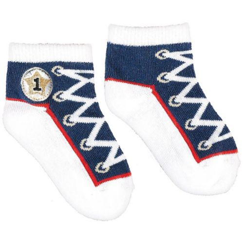 Sneakers 1st Birthday Ankle Socks Product image