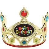 Tiare Happy Birthday à joyaux brillants