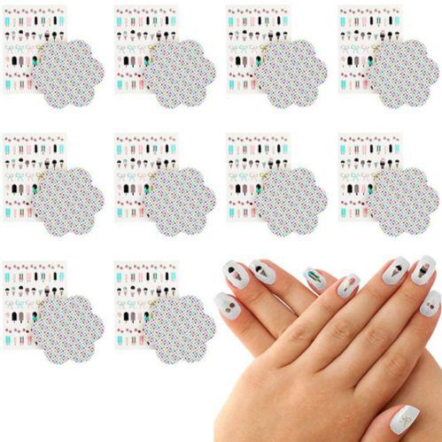 Nail Decorating Kit, 16-pc