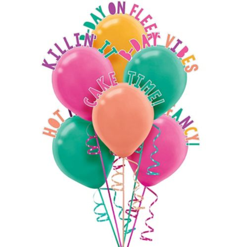 Young  Fab Balloon Decorating Kit, 60-pc