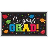 Multicolour 2020 Graduation Banner