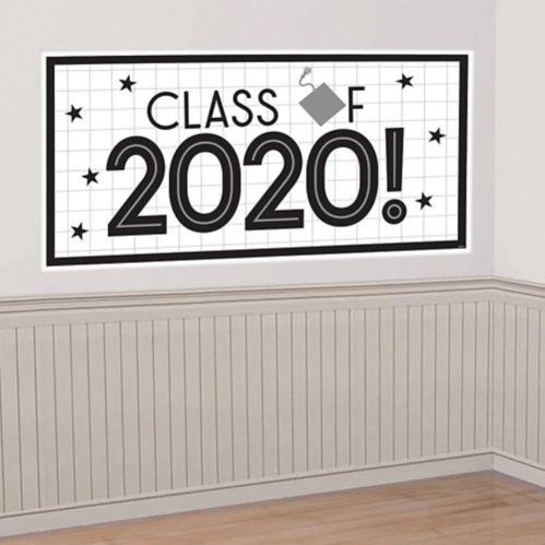 Grid Graduation Banner