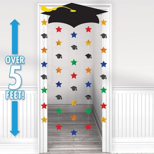 Cap Stars Door Decoration