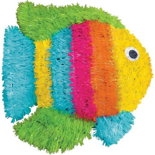 Tinsel Fish Decoration