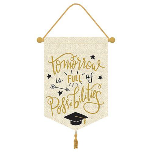 Canvas Graduation Sign