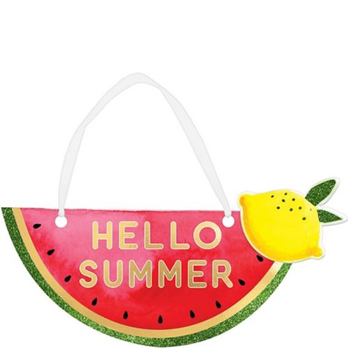 Mini Hello Summer Sign