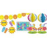 Fun in the Sun Decorating Kit, 10-pc