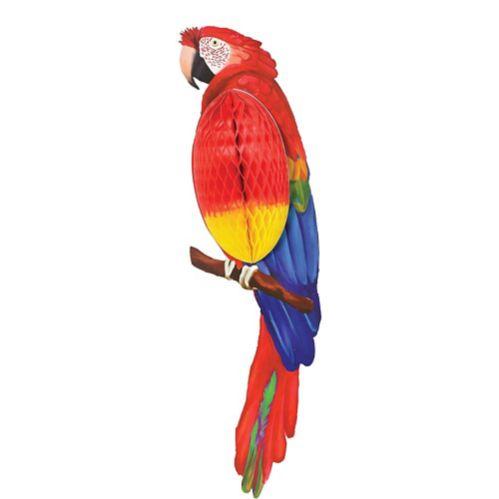 Parrot Honeycomb Decoration Product image