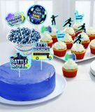 Battle Royal Cupcake Toppers   Spin Master Board Gamesnull
