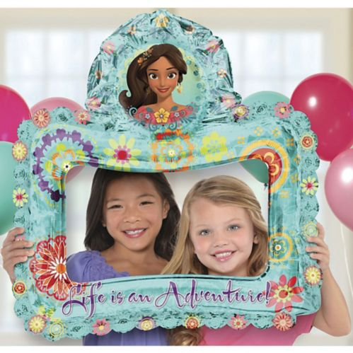 Inflatable Elena of Avalor Balloon Frame Product image
