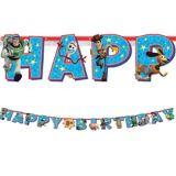 Toy Story 4 Birthday Banner Kit