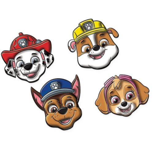 Paw Patrol Adventures Puffy Stickers Product image