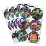 Splatoon Stickers, 4-pk | Nickelodeonnull