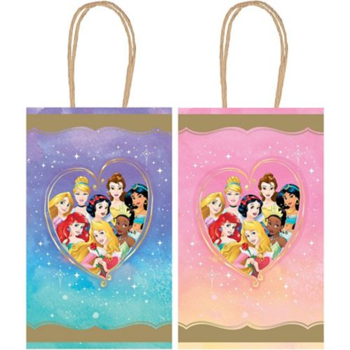 Disney Once Upon a Time Treat Bags, 8-pk