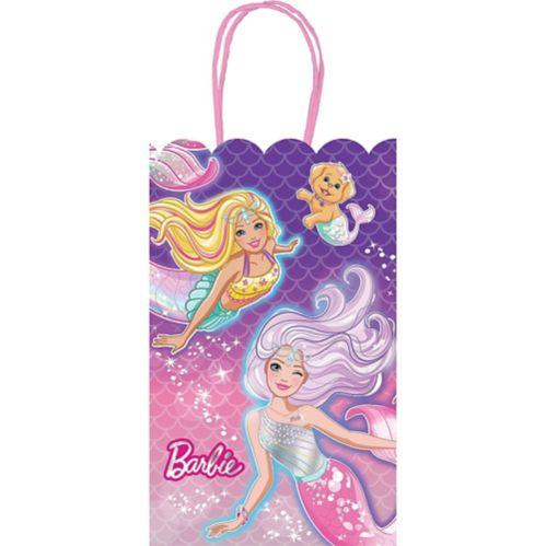 Barbie Mermaid Treat Bags, 8-pk