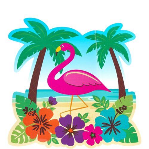 Tropical Beach Cutout Product image