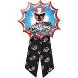 Power Rangers Ninja Steel Award Ribbon | Amscannull